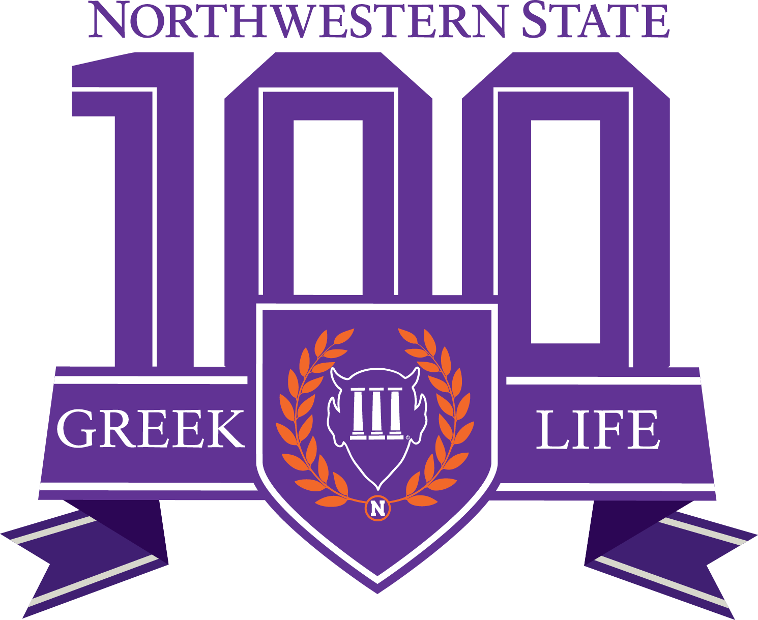 Northwestern State Greek Life Centennial Celebration
