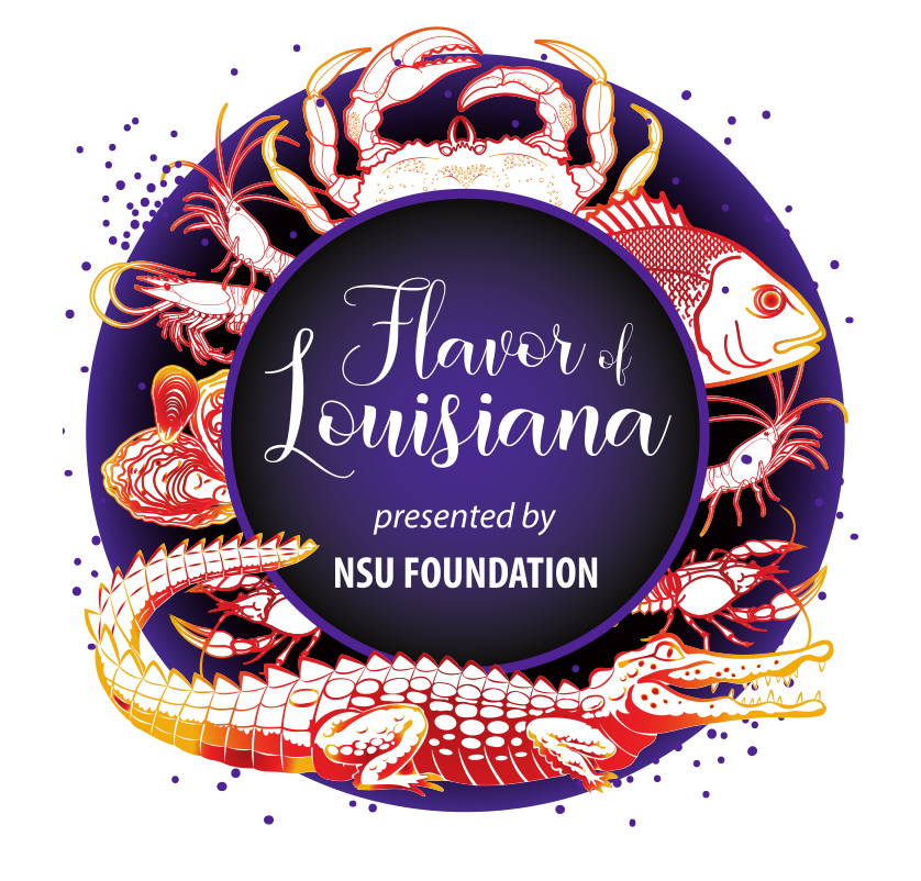 Flavor of Louisiana Logo